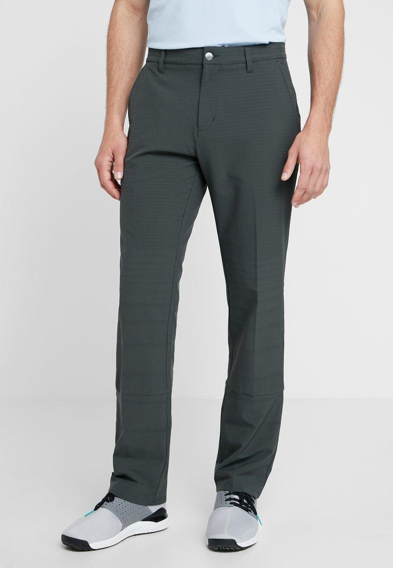adidas Golf - ADIULT GRAD - Pantaloni - legend earth