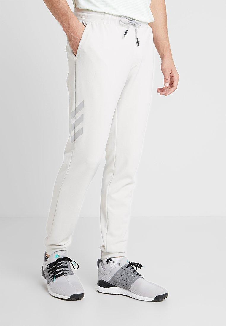 adidas Golf - ADICROSS RANGE JOGGER PANTS - Tygbyxor - raw white