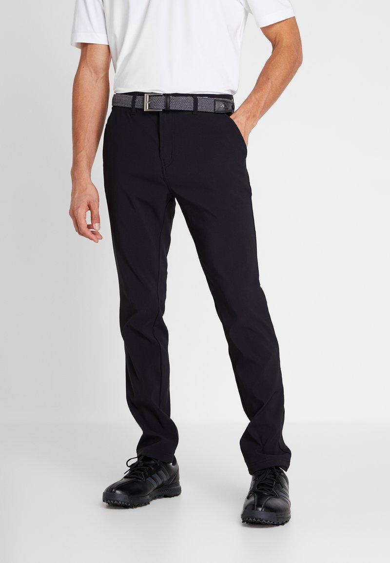 adidas Golf - ADI PANT - Stoffhose - black
