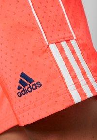 adidas Golf - COLLECTION DOBBY - Sportovní kraťasy - signal coral - 5