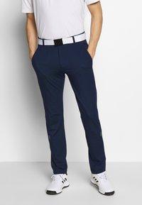 adidas Golf - SPORT PANT - Pantalon classique - collegiate navy - 0