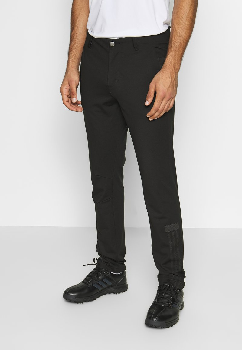 adidas Golf - SPORT PANT - Kalhoty - black