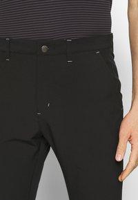 adidas Golf - PANT - Pantalon classique - black - 4