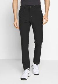 adidas Golf - PANT - Pantalon classique - black - 0