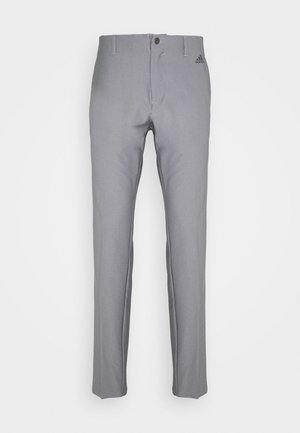 ULTIMATE TAPERED PANT - Bukser - grey three