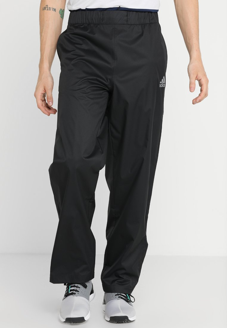 adidas Golf - CLIMASTORM PROVISIONAL - Trousers - black