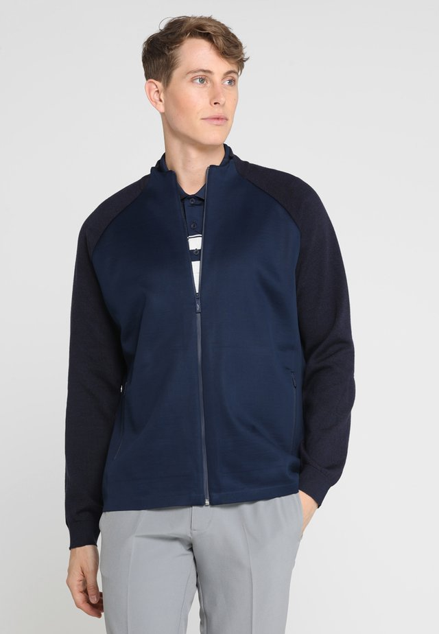 ADIPRUE - Trainingsjacke - collegiate navy