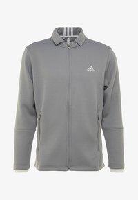 adidas Golf - CLIMAHEAT JACKET - Treningsjakke - grey four - 4