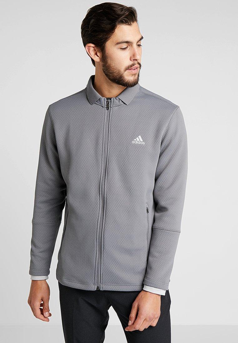 adidas Golf - CLIMAHEAT JACKET - Treningsjakke - grey four