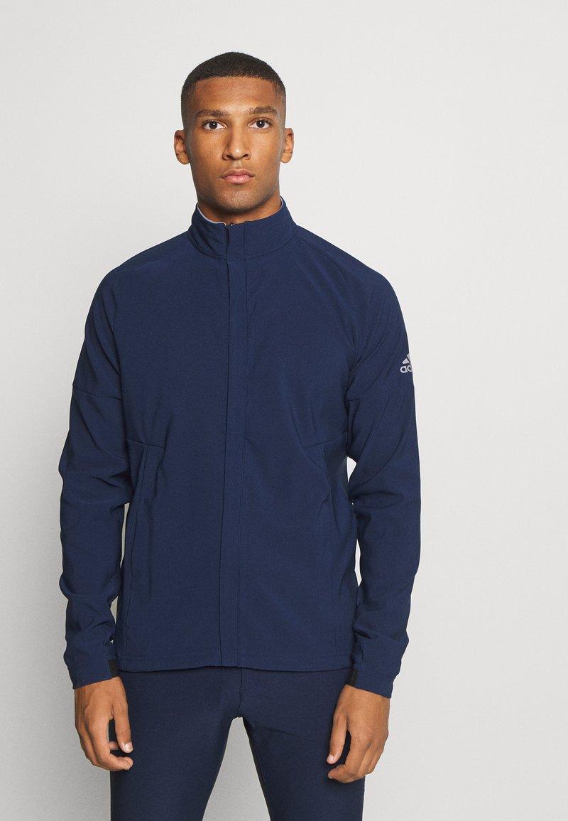 adidas Golf - JACKET - Softshell jakker - collegiate navy