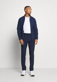 adidas Golf - JACKET - Softshell jakker - collegiate navy - 1