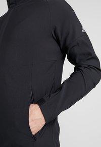 adidas Golf - JACKET - Softshelljacke - black - 6