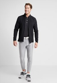 adidas Golf - JACKET - Softshelljacke - black - 1