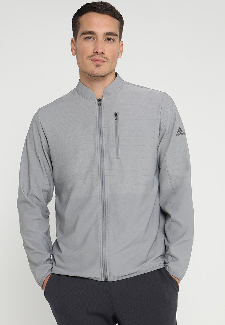 adidas Golf - FUTURE CRAFT MELTAWAY JACKET - Trainingsjacke - grey Three