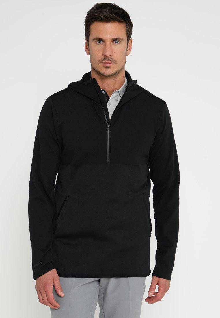 adidas Golf - ADICROSS - Svetr - black