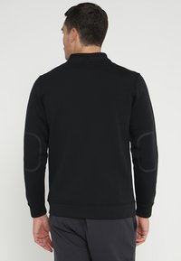 adidas Golf - TECH  - Sportovní bunda - black - 2