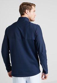 adidas Golf - GO TO JACKET - Sweatshirt - navy - 2