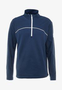 adidas Golf - GO TO JACKET - Sweatshirt - navy - 6