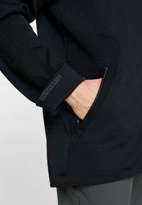 adidas Golf - ADICROSS LAYERING - Hoodie met rits - black - 8