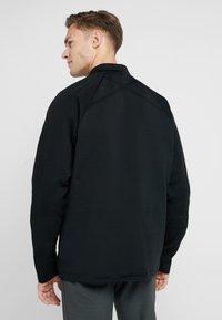 adidas Golf - ADICROSS LAYERING - Hoodie met rits - black - 2