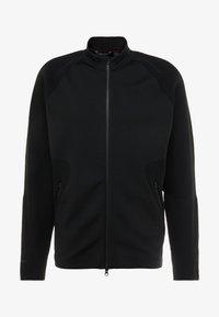 adidas Golf - ADICROSS LAYERING - Hoodie met rits - black - 7