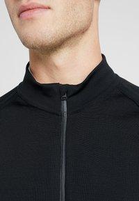 adidas Golf - ADICROSS LAYERING - Hoodie met rits - black - 3