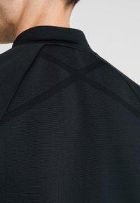 adidas Golf - ADICROSS LAYERING - Hoodie met rits - black - 5