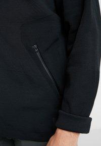 adidas Golf - ADICROSS LAYERING - Hoodie met rits - black - 6