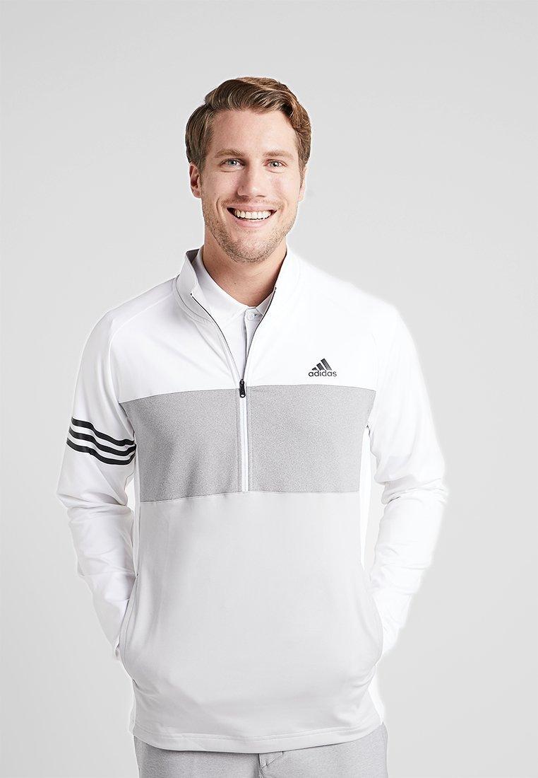 adidas Golf - Långärmad tröja - white