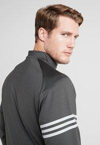 adidas Golf - Maglietta a manica lunga - legend earth - 5