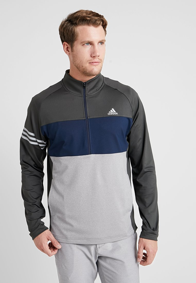 adidas Golf - Maglietta a manica lunga - legend earth