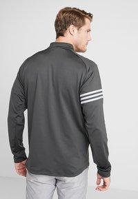 adidas Golf - Maglietta a manica lunga - legend earth - 2