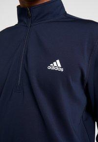 adidas Golf - Longsleeve - collegiate navy/grey three - 5