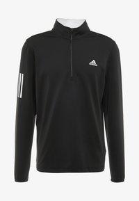 adidas Golf - Langærmede T-shirts - black/grey - 4