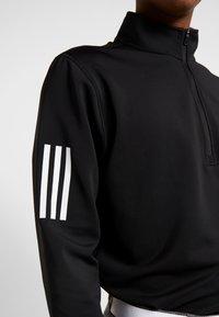 adidas Golf - Top sdlouhým rukávem - black/grey - 5