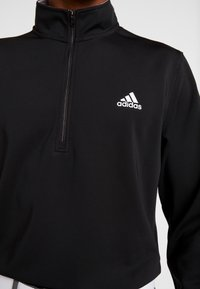 adidas Golf - Langærmede T-shirts - black/grey - 3