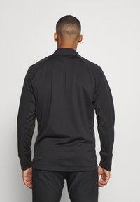 adidas Golf - HYBRID ZIP - Sportovní bunda - black - 2