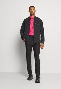 adidas Golf - HYBRID ZIP - Sportovní bunda - black - 1