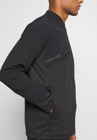 adidas Golf - HYBRID ZIP - Sportovní bunda - black - 4