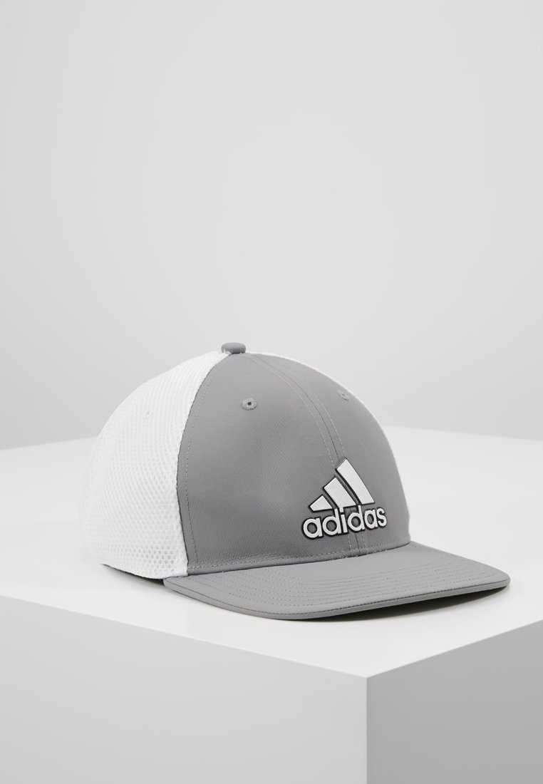 adidas Golf - TOUR HAT - Caps - grey/white