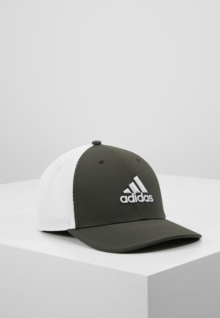 adidas Golf - TOUR HAT - Caps - legend earth