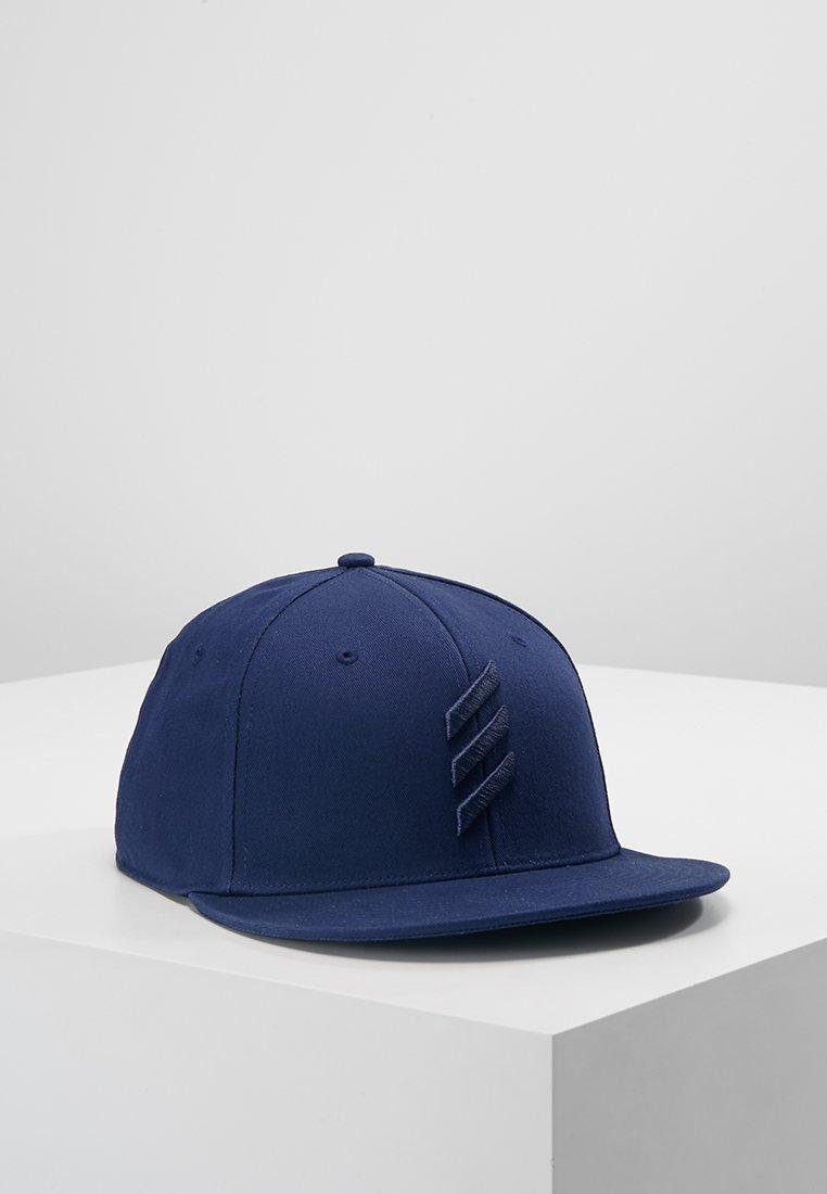 adidas Golf - ADICROSS BRANDED FLATBILL - Cap - dark blue