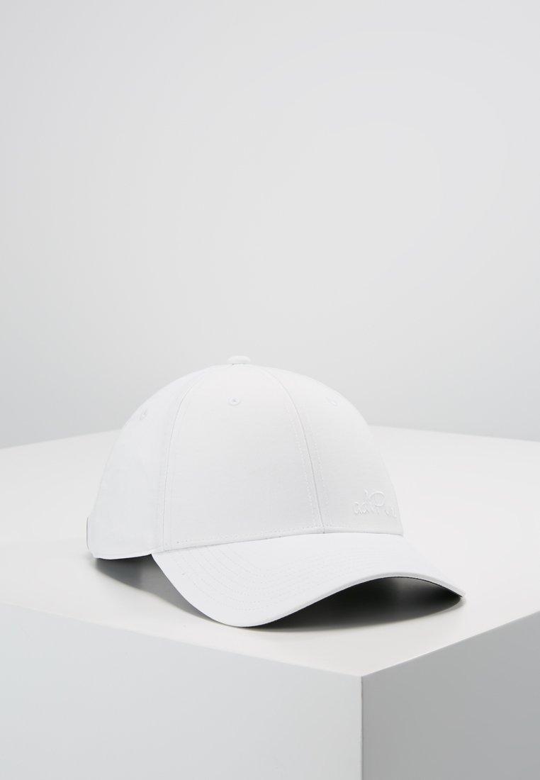 adidas Golf - ADIPURE PREMIUM ADJUSTABLE HAT - Keps - white