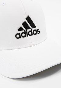 adidas Golf - BADGE OF SPORT HEATHER - Cap - white - 6