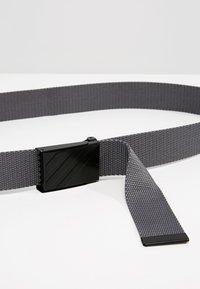 adidas Golf - WEBBING BELT - Belt - grey four - 3