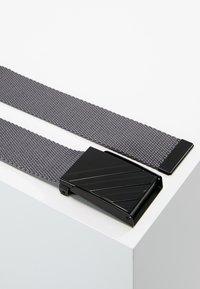 adidas Golf - WEBBING BELT - Belt - grey four - 4