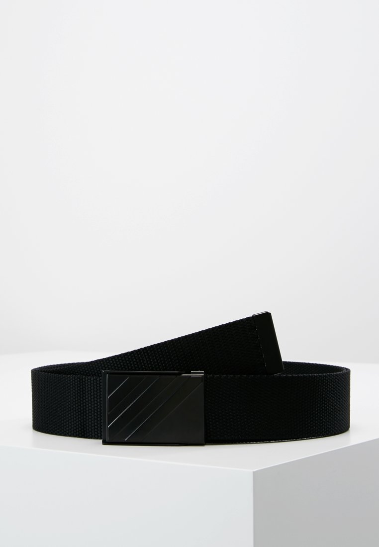 adidas Golf - WEBBING BELT - Riem - black