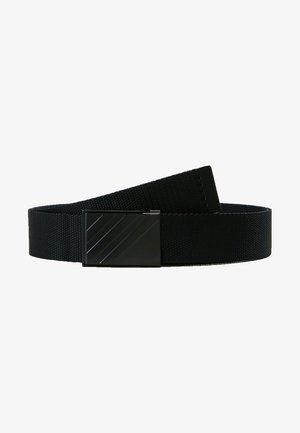 WEBBING BELT - Cintura - black
