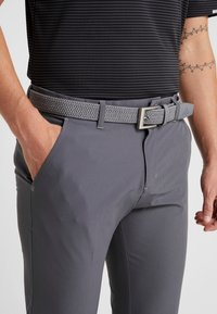 adidas Golf - BRAIDED STRETCH BELT - Belt - grey three - 1
