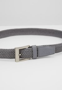 adidas Golf - BRAIDED STRETCH BELT - Belt - grey three - 4